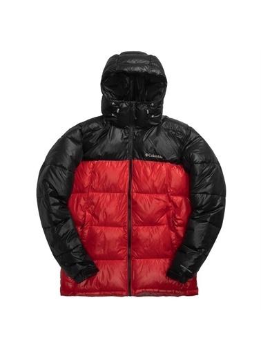 Columbia Columbia Pike Lake Hooded Jacket Kırmızı